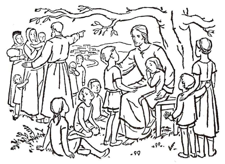 AUC Arbeitskreis für Unterrichtsmedien zum Christentum - NT Jesus ...